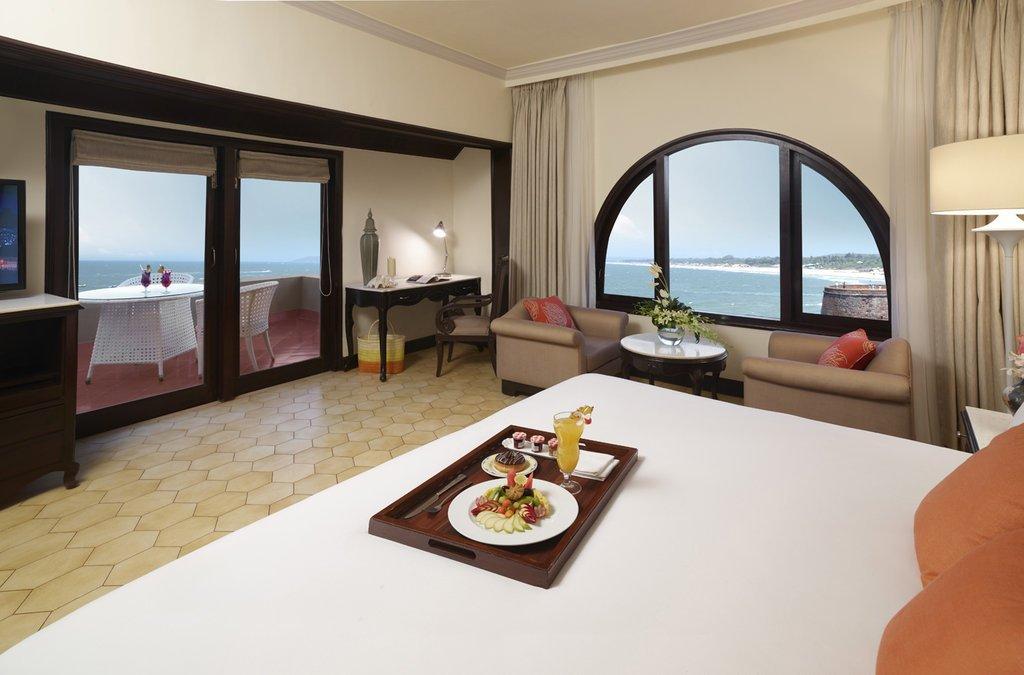 Taj Fort Aguada Resort & Spa, Goa Image 0