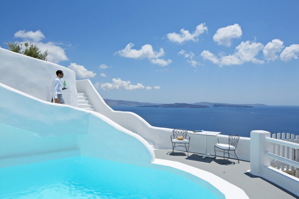Katikies Kirini Santorini - The Leading Hotels Of The World Image 2