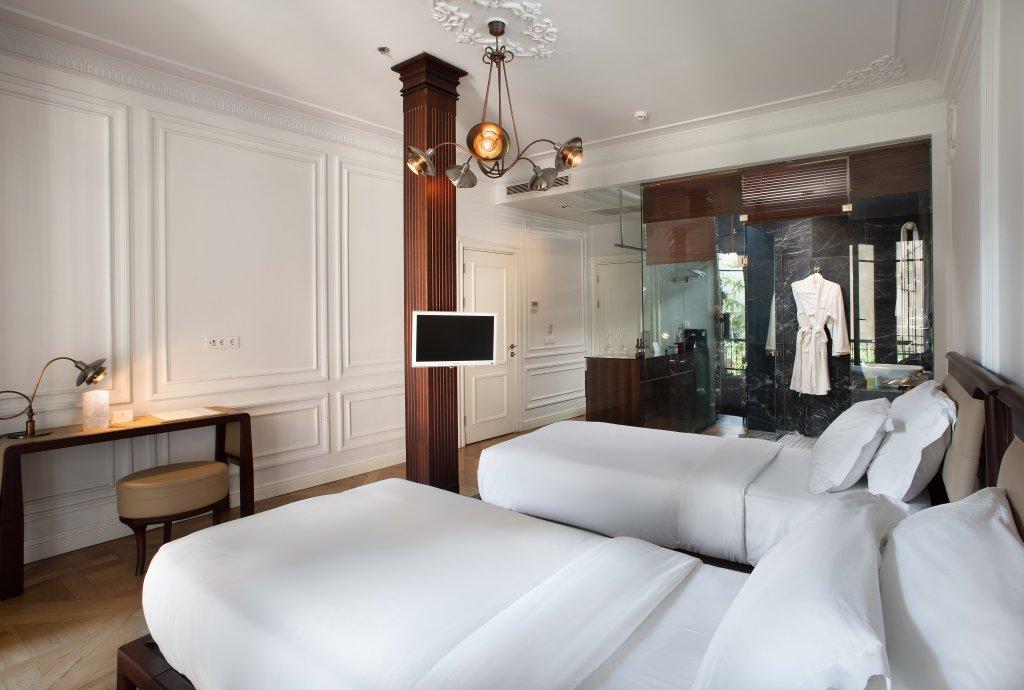 Georges Hotel Galata, Istanbul Image 20