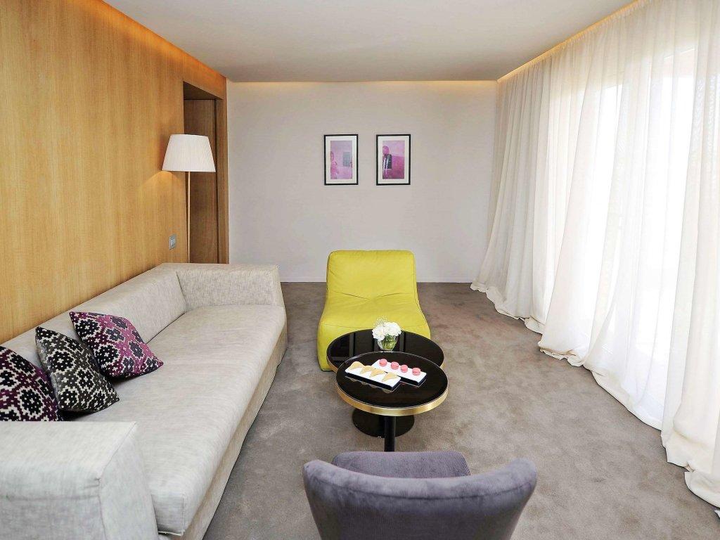 Sofitel Marrakech Lounge And Spa Image 8