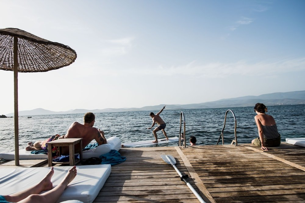 Med-inn Boutique Hotel - Boutique Class, Bodrum Image 33