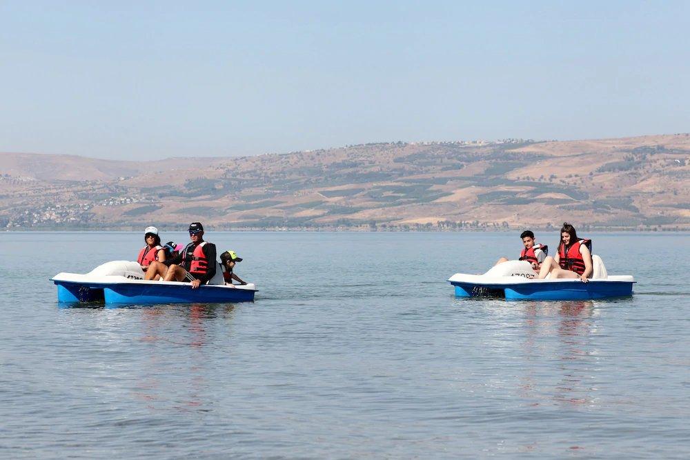 Ein Gev Holiday Resort, Tiberias Image 3