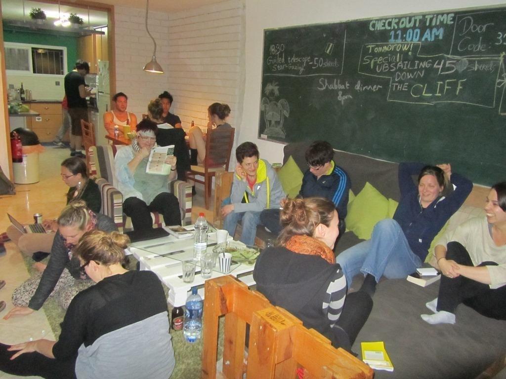 The Green Backpackers, Mitzpe Ramon Image 13