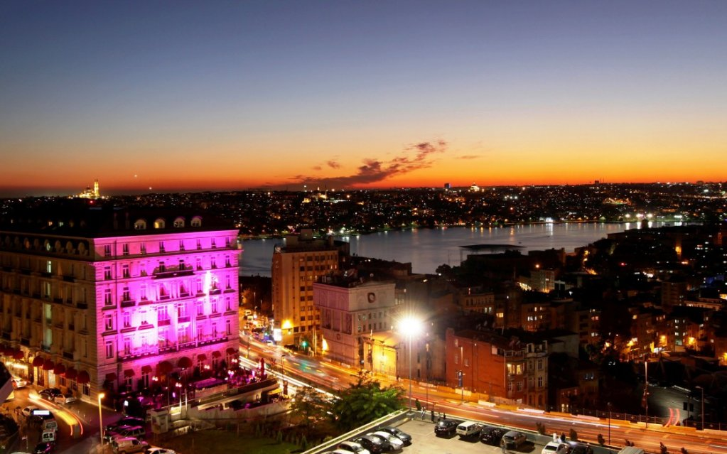 Pera Palace Hotel, Istanbul Image 11