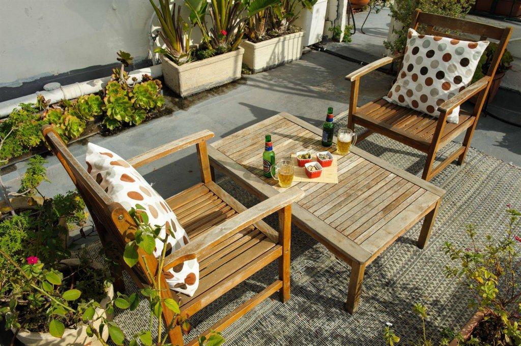Neve Tzedek Original Style Apartments Image 11