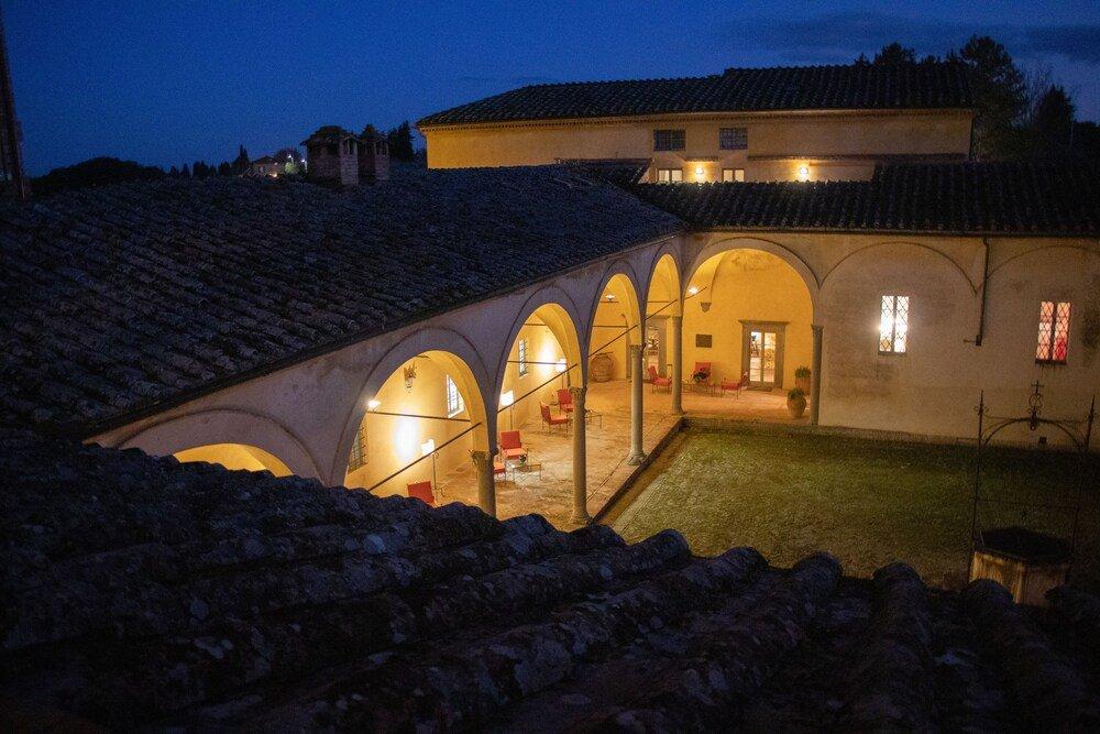 Hotel Certosa Di Maggiano Image 5