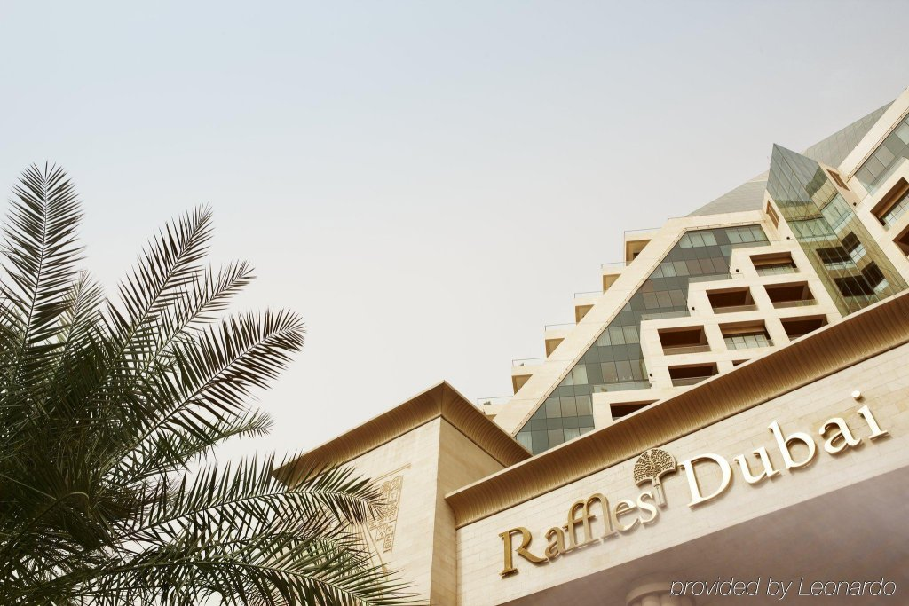 Raffles Dubai Image 8