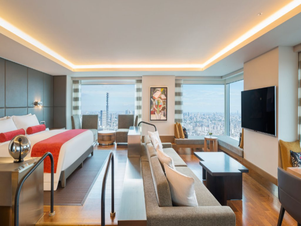 The Prince Gallery Tokyo Kioicho, A Luxury Collection Hotel Image 4