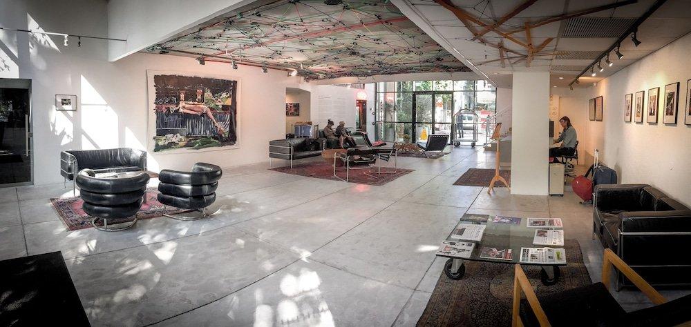 Diaghilev Loft Live Art Hotel, Tel Aviv Image 39