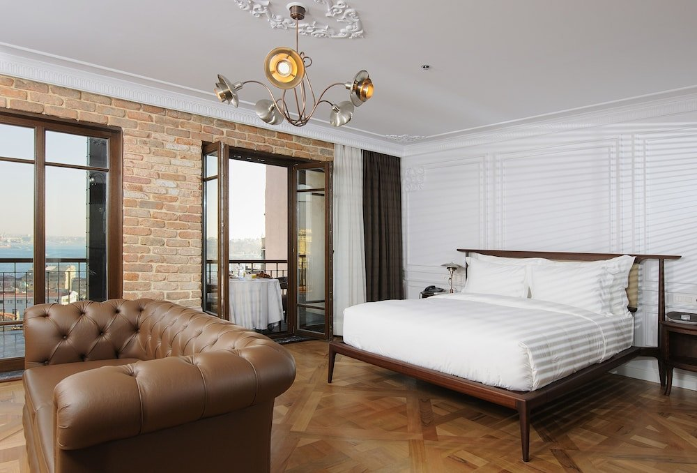 Georges Hotel Galata, Istanbul Image 52