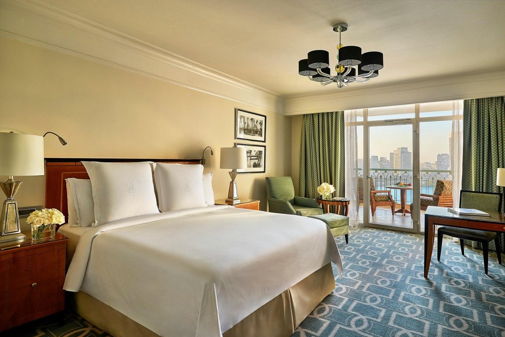 Four Seasons Hotel Cairo At Nile Plaza Image 3