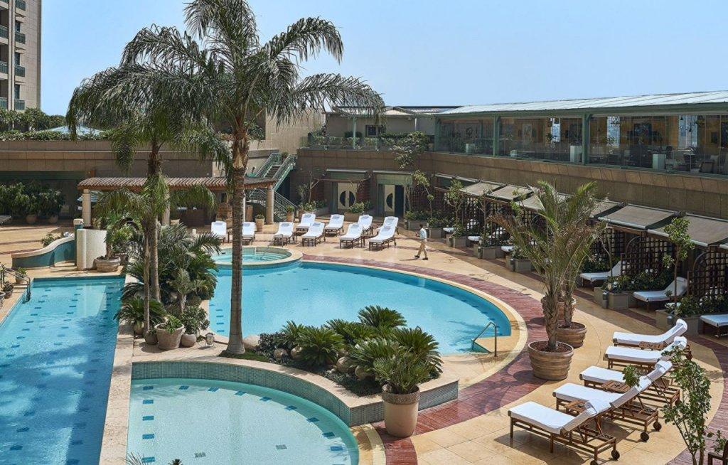 Four Seasons Hotel Cairo At Nile Plaza Image 48
