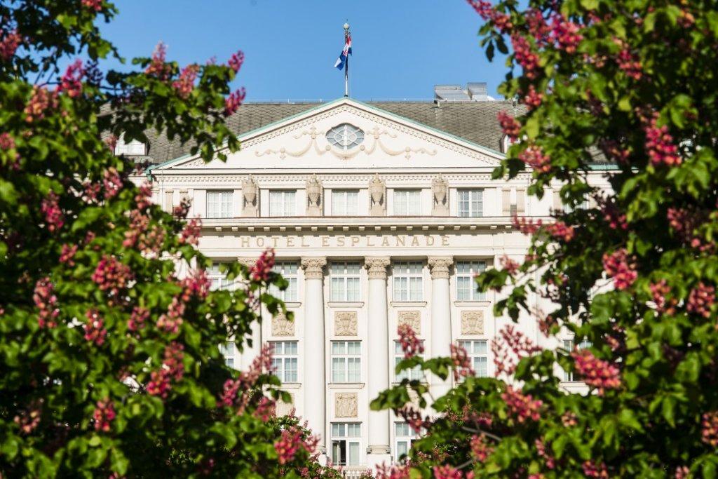 Esplanade Zagreb Hotel Image 1