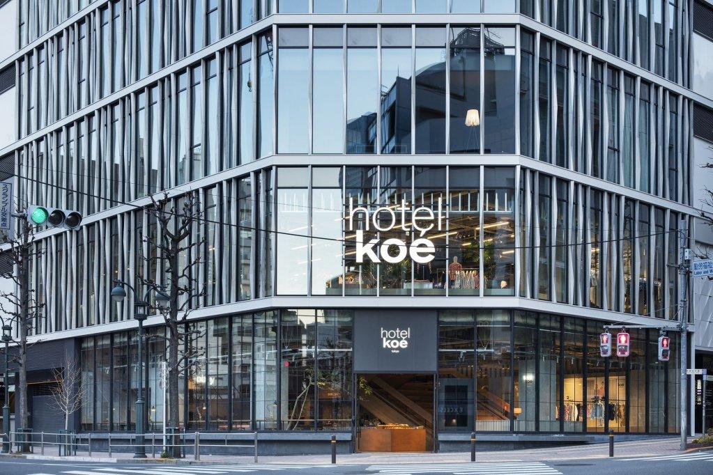 Hotel Koe Tokyo Image 7