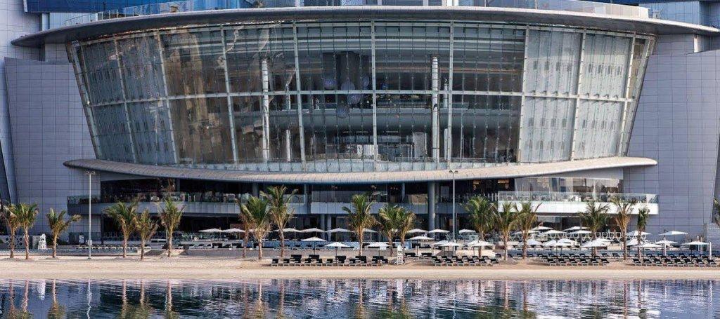 Jumeirah At Etihad Towers Hotel, Abu Dhabi Image 4