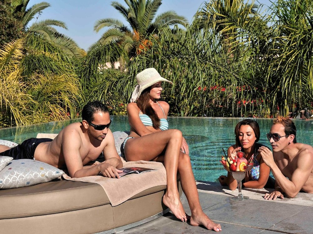 Sofitel Marrakech Lounge And Spa Image 38