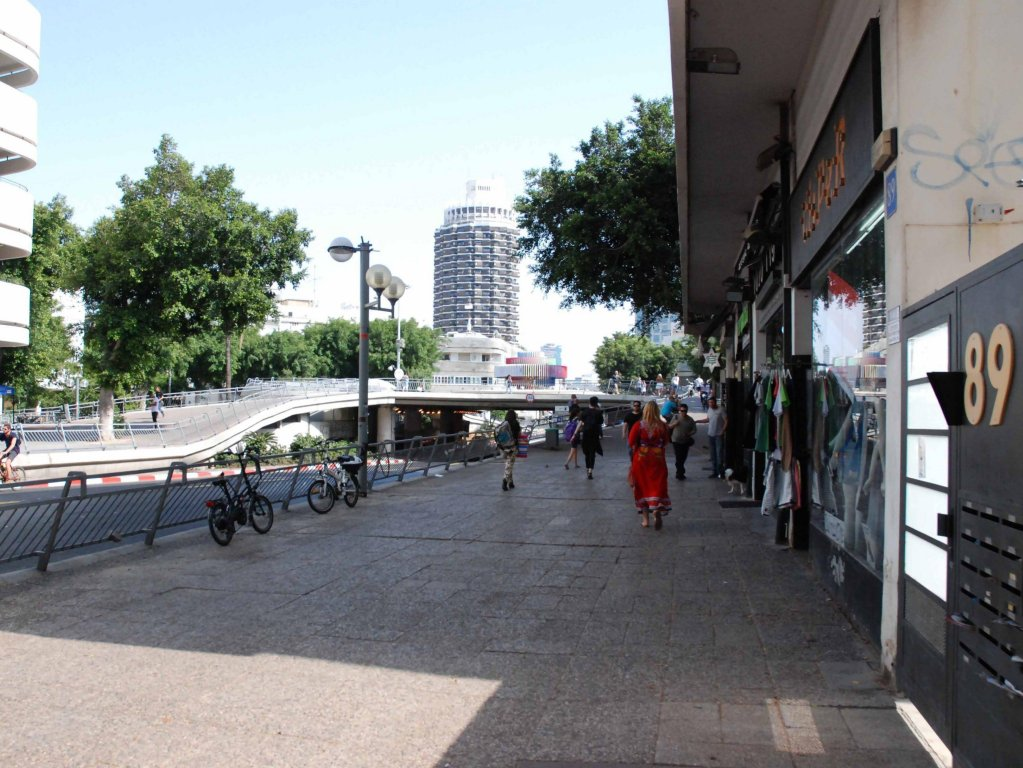 The White House Hotel At Dizengoff Square, Tel Aviv Image 29