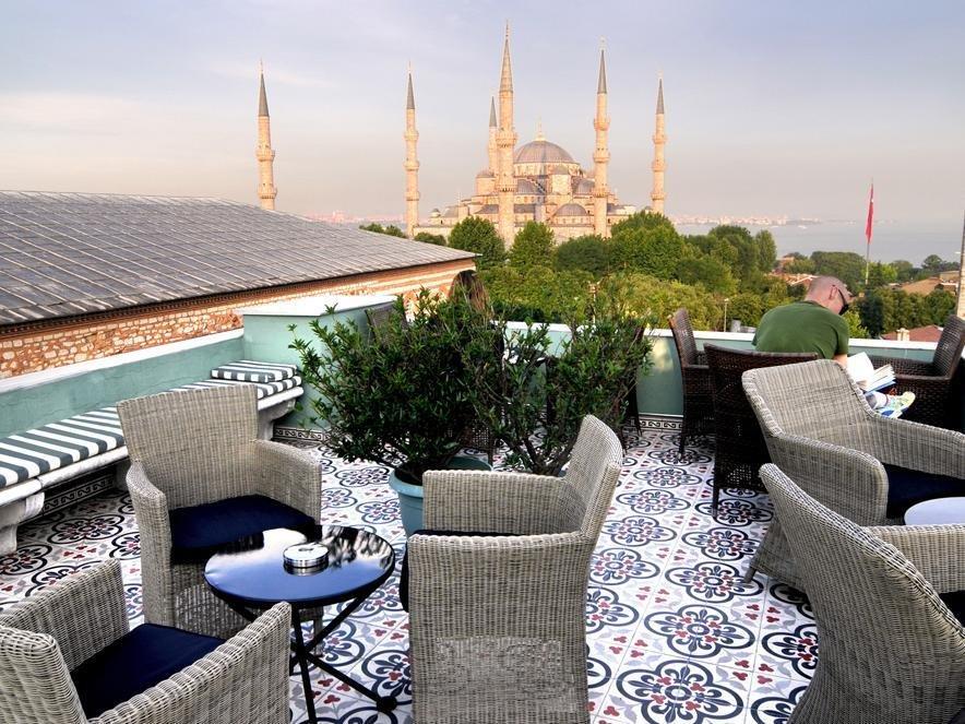 Hotel Ibrahim Pasha, Istanbul Image 36