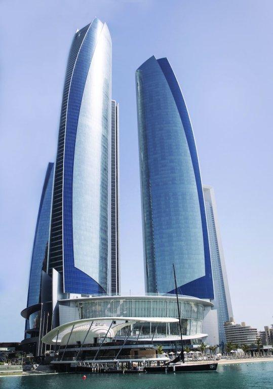 Jumeirah At Etihad Towers Hotel, Abu Dhabi Image 38