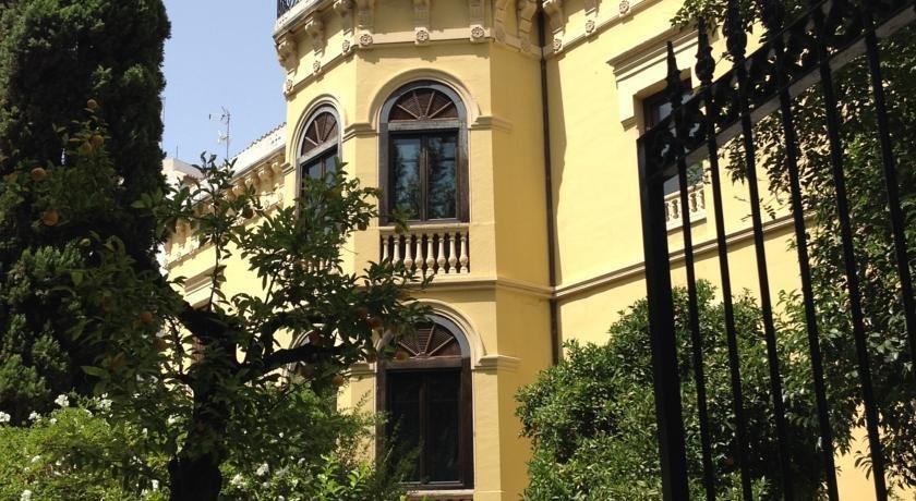 Hotel Hospes Palacio De Los Patos Image 37