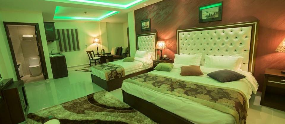 P Quattro Relax Hotel, Petra Image 1
