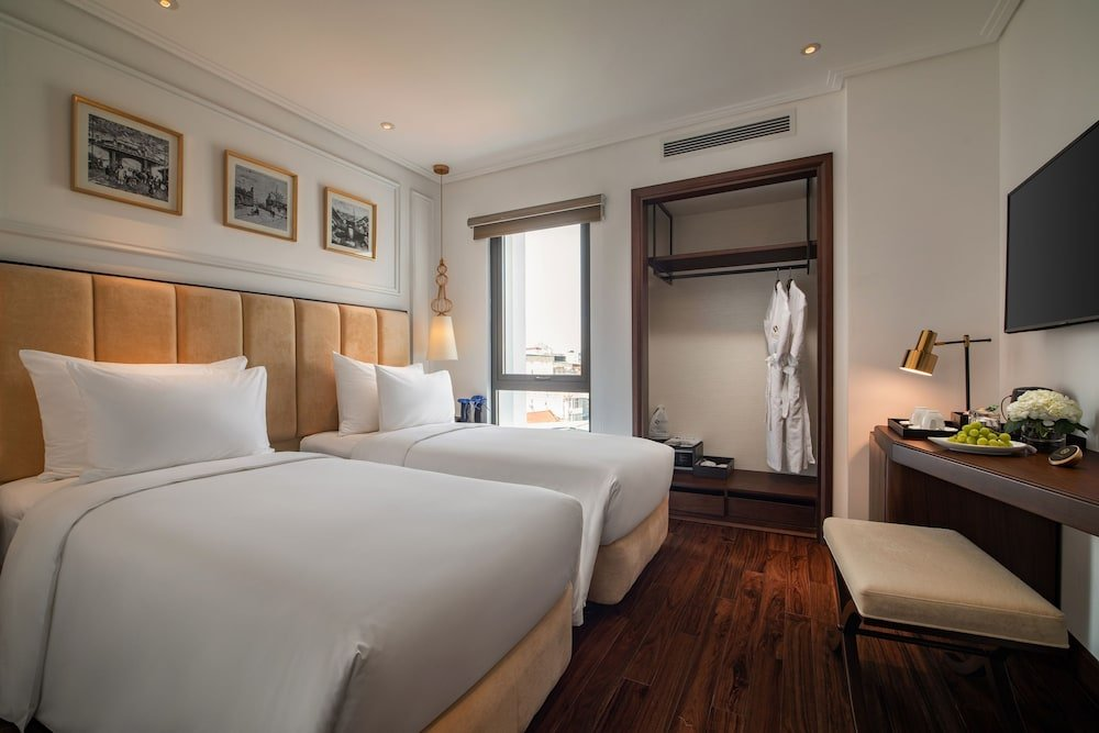 Soleil Boutique Hotel, Hanoi Image 29