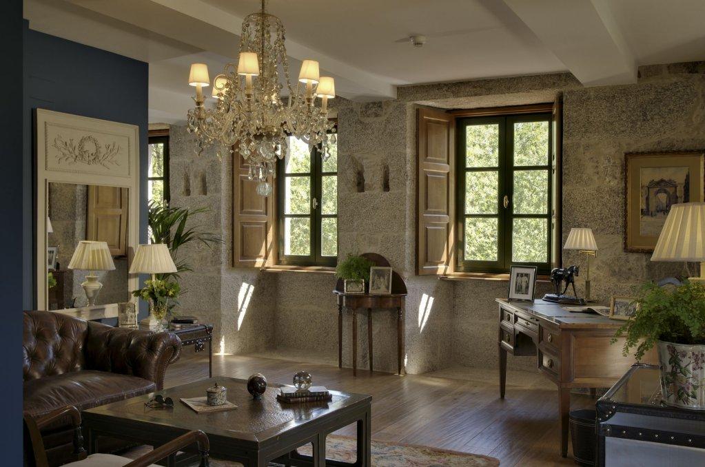 Hotel Spa Relais & Chateaux A Quinta Da Auga Image 8