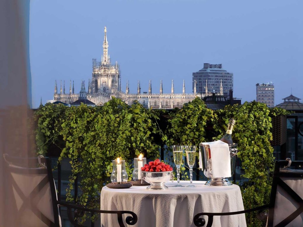 Palazzo Parigi Hotel & Grand Spa Milano Image 17