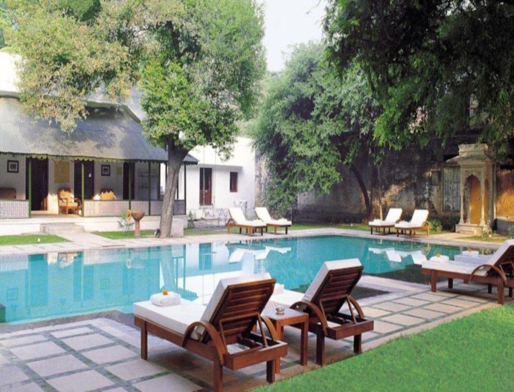 Taj Usha Kiran Palace Hotel Image 0