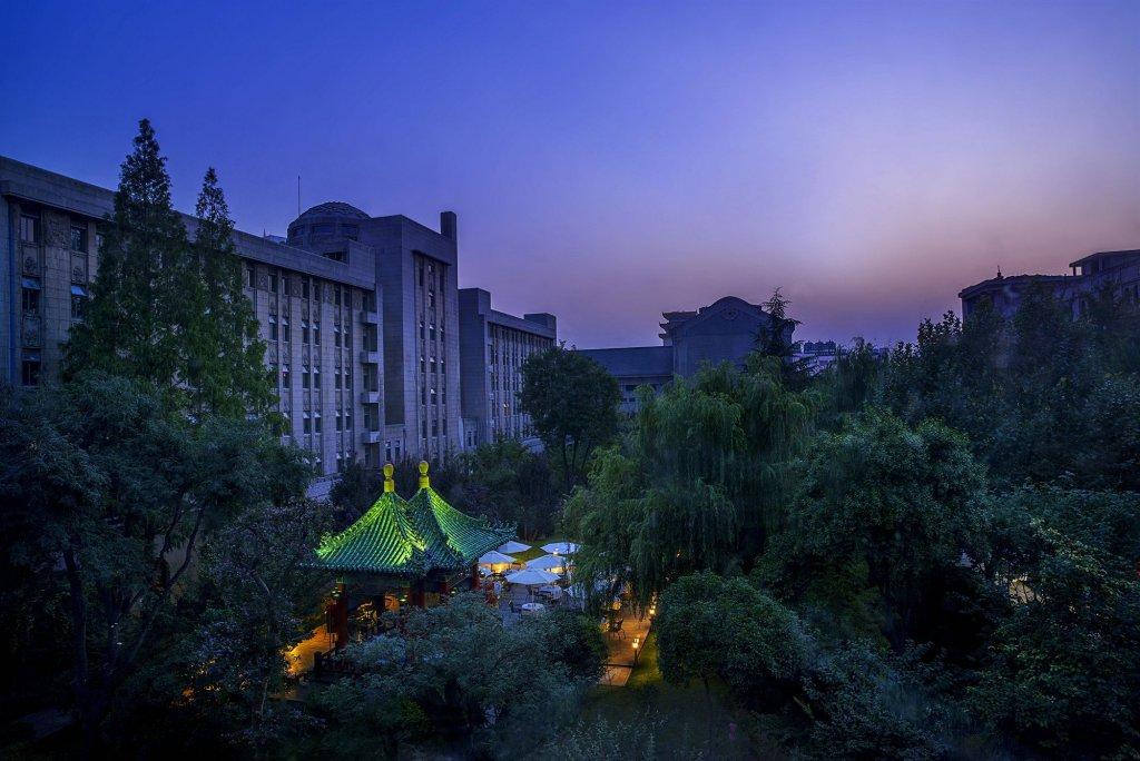 Sofitel Legend People's Grand Hotel Xian Image 32
