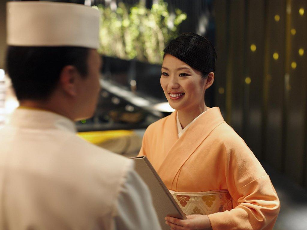 Shangri-la Hotel, Tokyo Image 10