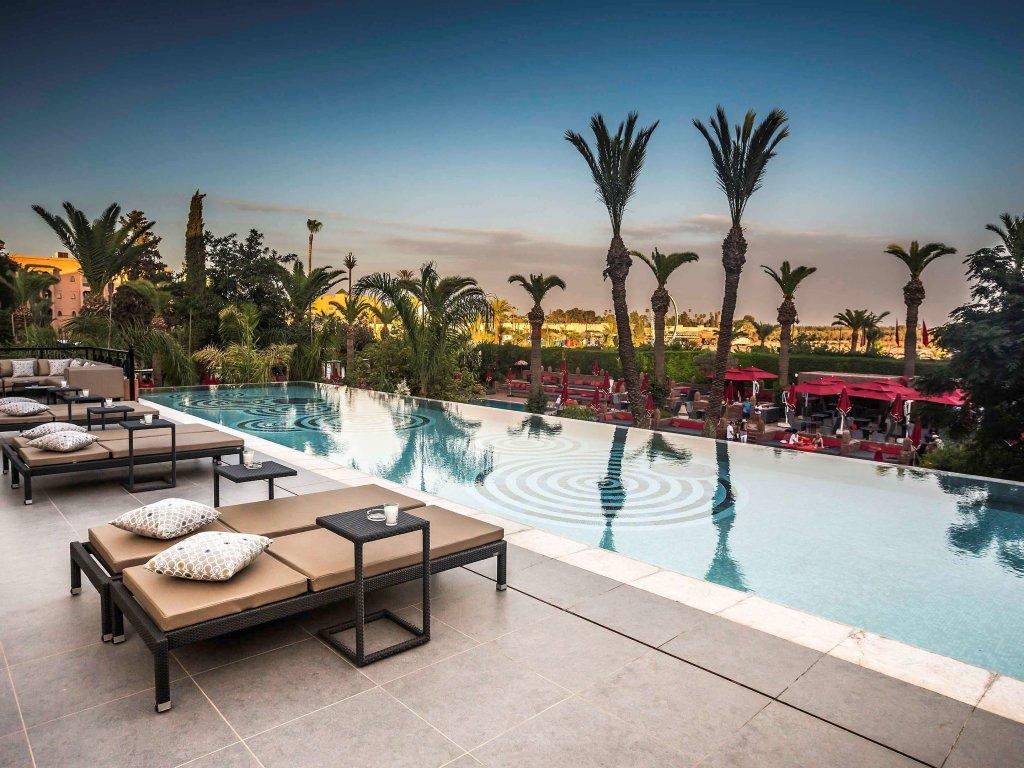Sofitel Marrakech Lounge And Spa Image 24