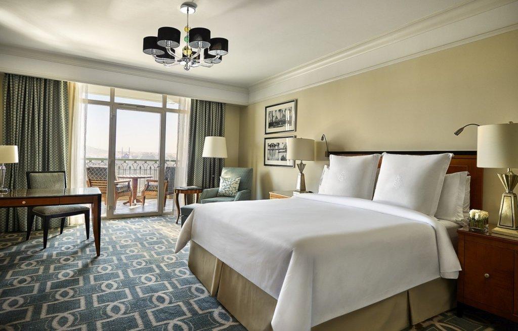 Four Seasons Hotel Cairo At Nile Plaza Image 38