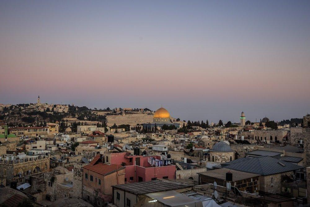 Hashimi Hotel, Jerusalem Image 47