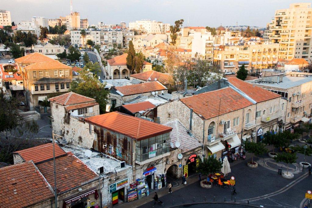 Agripas Boutique Hotel Jerusalem Image 44