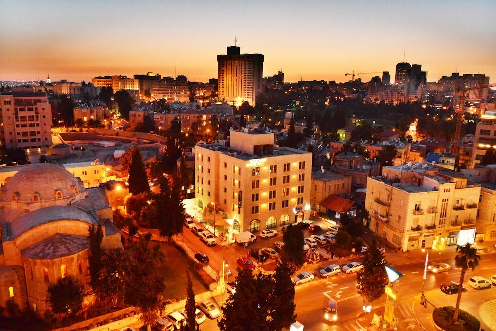 Eldan Hotel Jerusalem Image 9