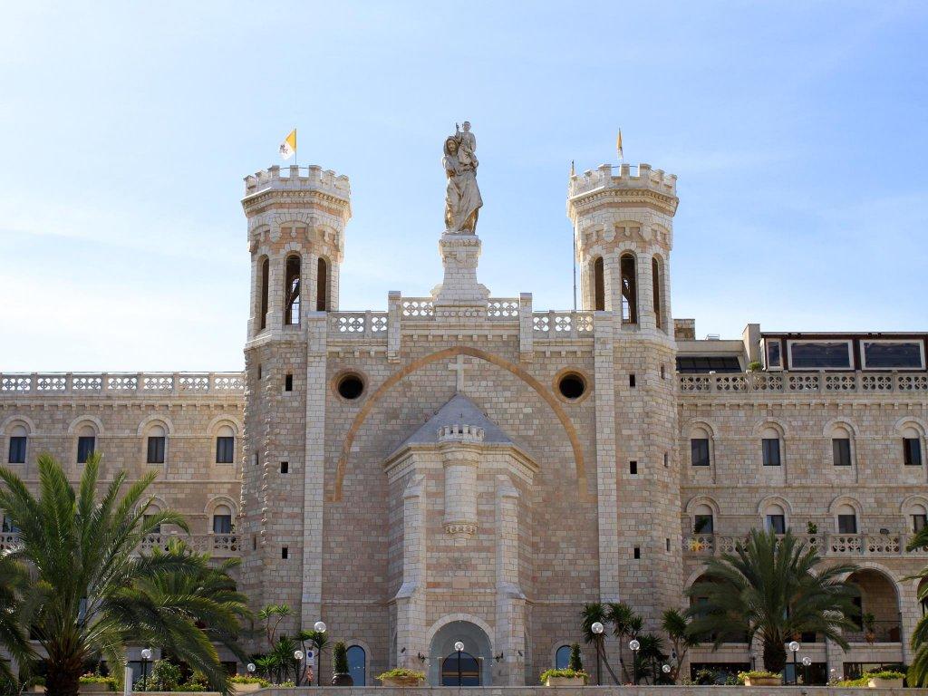Notre Dame Of Jerusalem Center Image 37