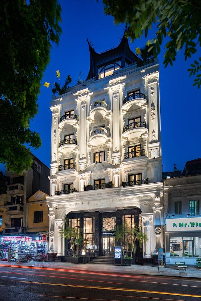 La Sinfonía Del Rey Hotel And Spa, Hanoi Image 94