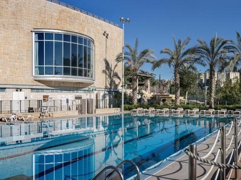Hotel Yehuda, Jerusalem Image 0