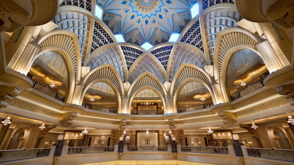 Emirates Palace Abu Dhabi Image 8