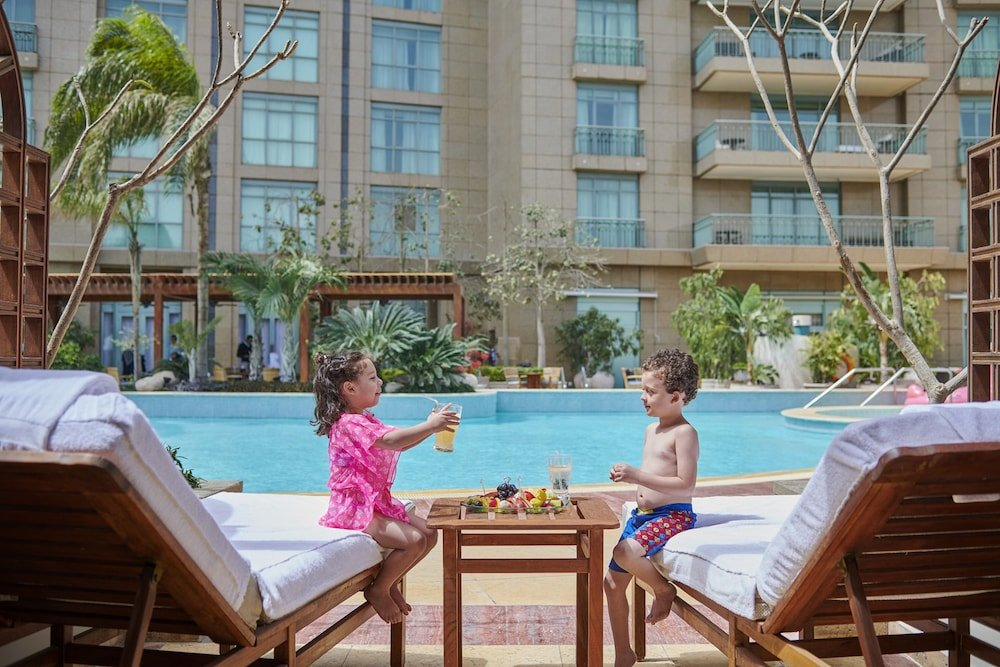 Four Seasons Hotel Cairo At Nile Plaza Image 22
