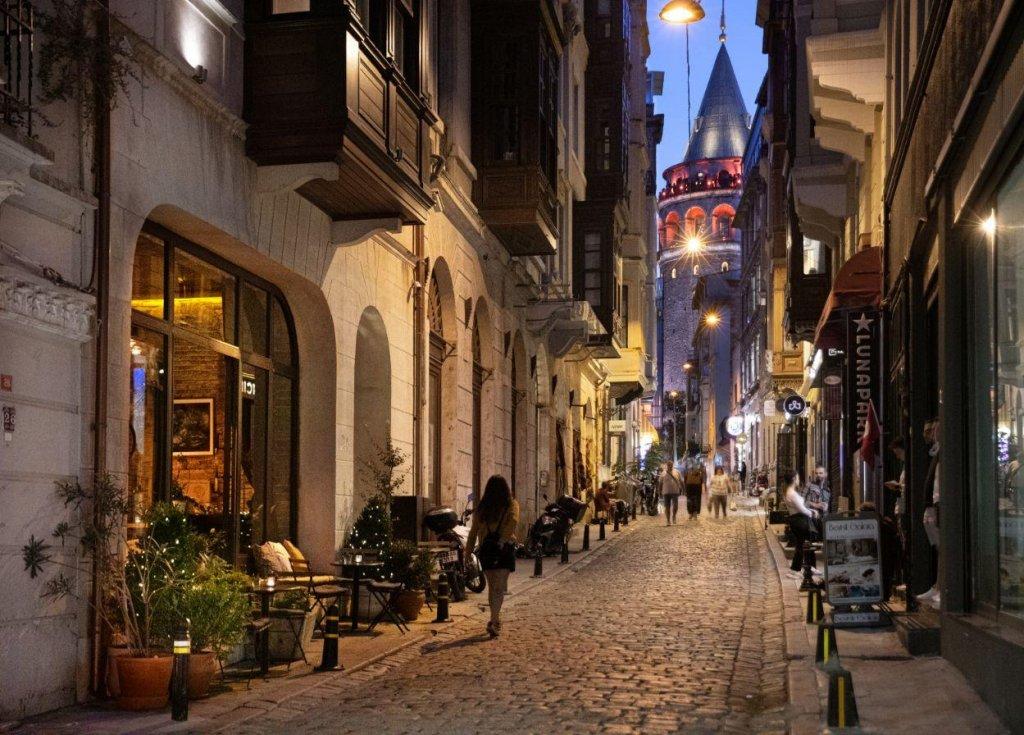 Georges Hotel Galata, Istanbul Image 71