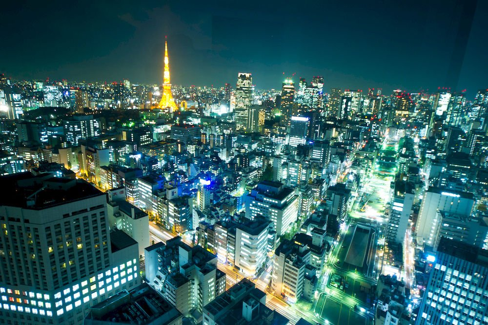 Park Hotel Tokyo Image 9