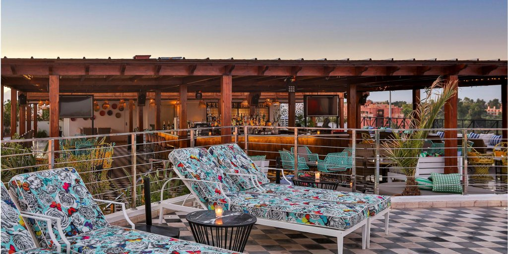 2ciels Boutique Hotel & Spa, Marrakesh Image 65