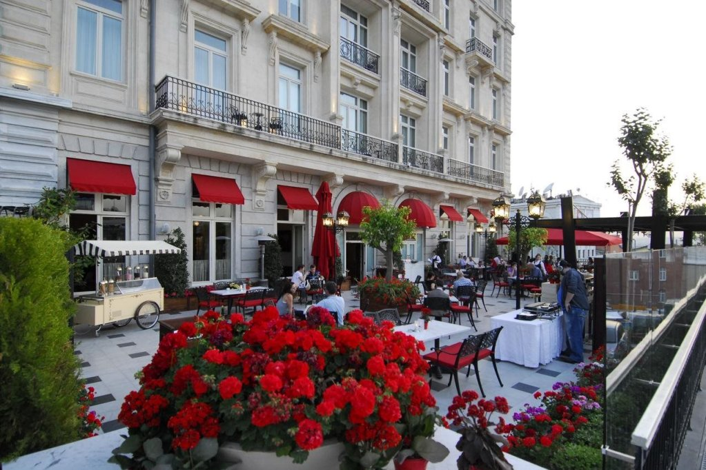 Pera Palace Hotel, Istanbul Image 24