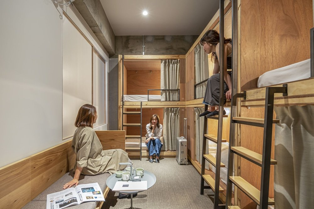 Tsugu Kyoto Sanjo By The Share Hotels Image 1