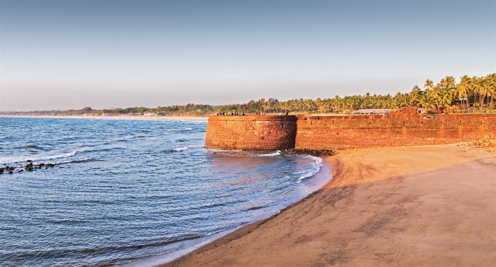 Taj Fort Aguada Resort & Spa, Goa Image 24