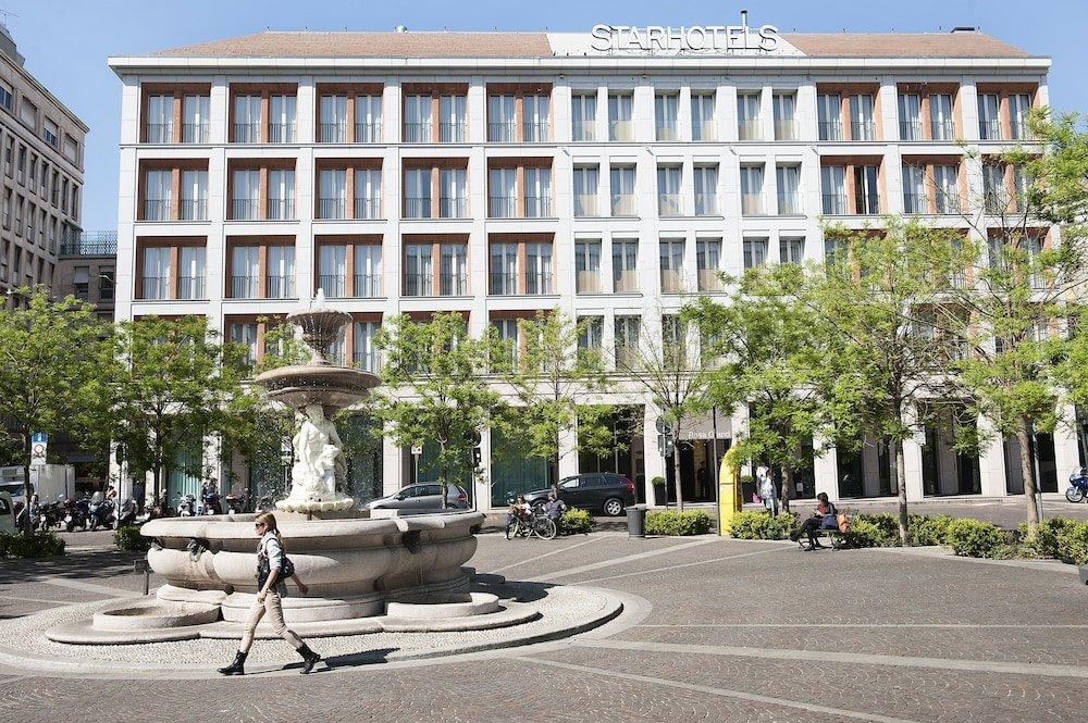 The Rosa Grand Milano - Starhotels Collezione Image 31
