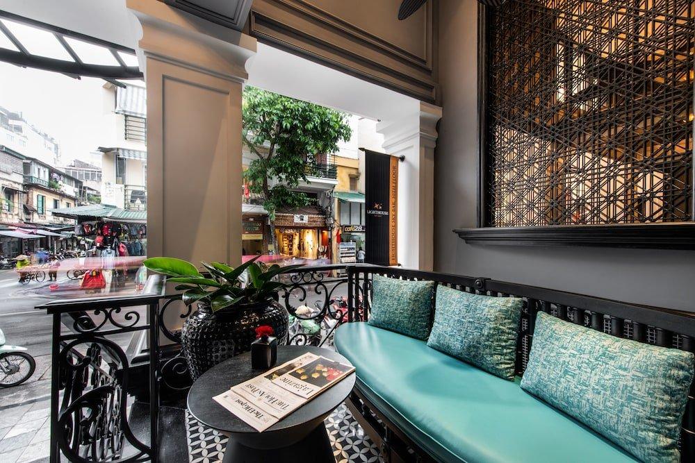 La Siesta Premium Hang Be, Hanoi Image 2