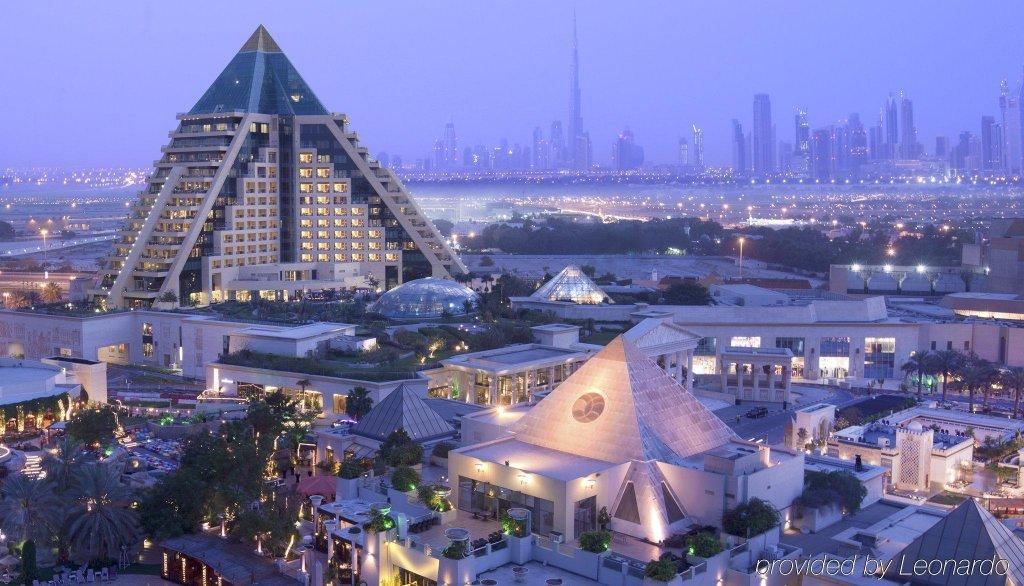 Raffles Dubai Image 7